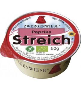 Zwergenwiese Vegetable spread paprika 50g