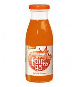 Voelkel Carrot juice with mango 250ml, organic, vegan