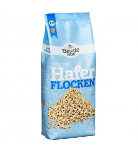 Bauckhof Oatmeal small leaf 475g, organic, vegan, gluten free
