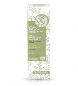 Natura Siberica Nourishing day cream for dry skin 50ml