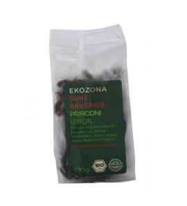 Ekozona Brusnice suhe 100 g