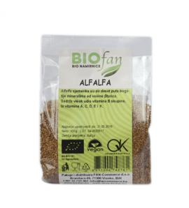 BIOfan Alfa alfa 100g