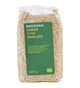 Ekozona Small oat flakes 500g