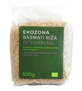 Basmati integralna riža 500g