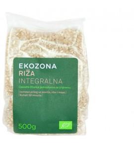 Ekozona Integral rice 500 g