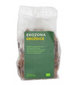 Ekozona Raisins 200g