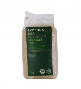 Ekozona Riža integralna 1000 g