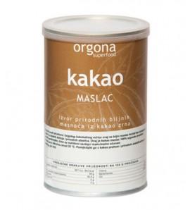 Orgona Kakao maslac 200g