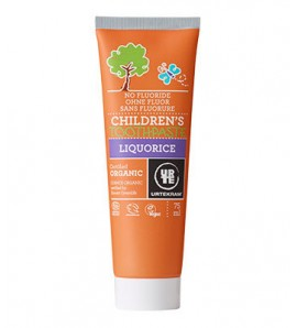 Urtekram Toothpaste for children 75ml