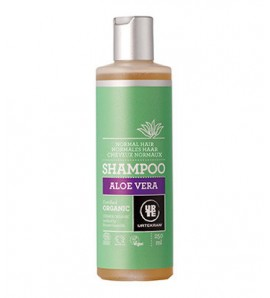 Urtekram Shampoo with aloe vera for normal hair 250ml