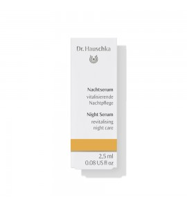 Dr. Hauschka Night Serum, 2,5ml