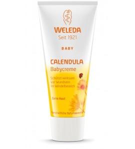 Weleda Calendula Diaper Rash Cream, organic, 75ml