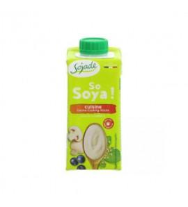 Sojade Soy cooking cream 250 ml